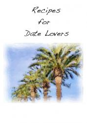 Receipes for Date lovers